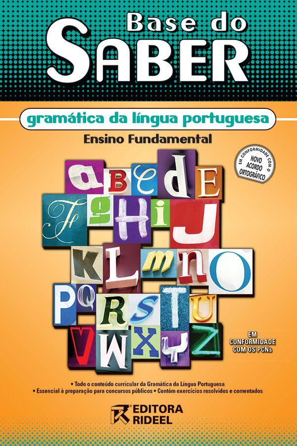 Base do Saber  - Gram. Português Ens. Fundamental
