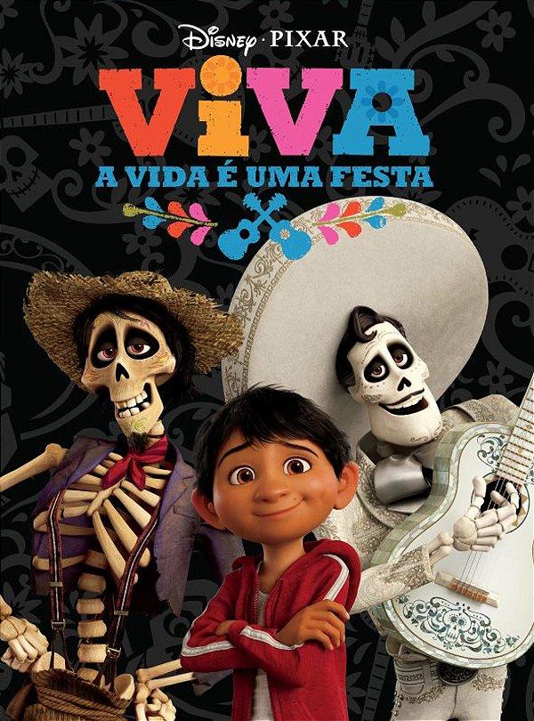 Biblioteca Disney - VIVA A VIDA É UMA FESTA