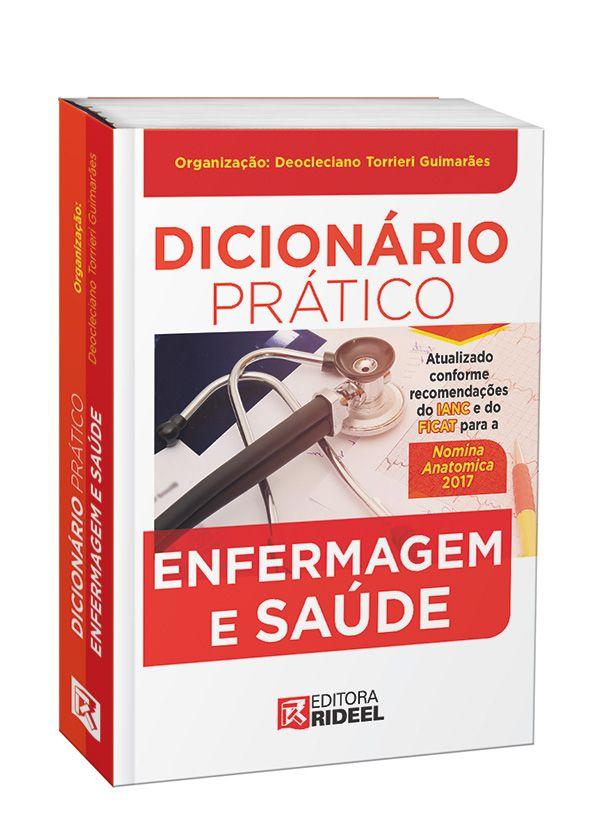 Dicionário Prático - Enfermagem e Saúde1ED.