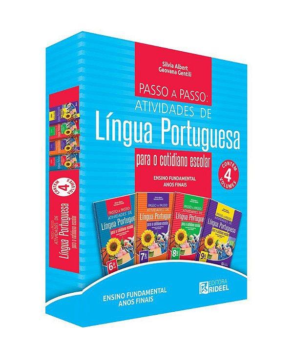 Coleção Passo a Passo - ATIVIDADES DE PORTUGUÊS