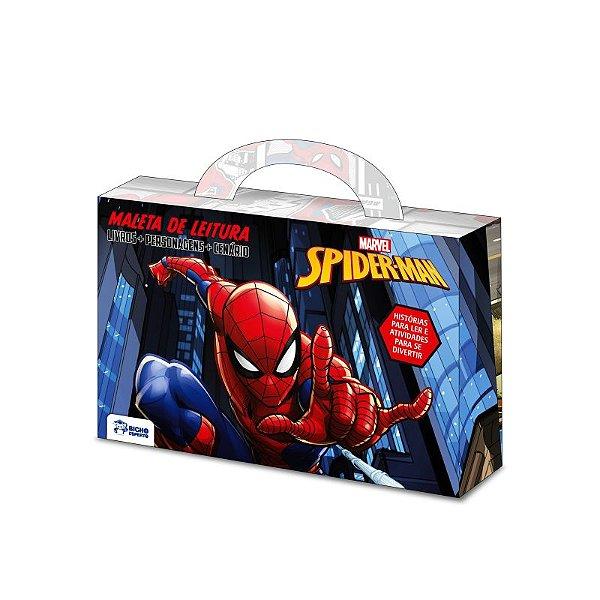 Marvel Maletinha Divertida -  SPIDERMAN