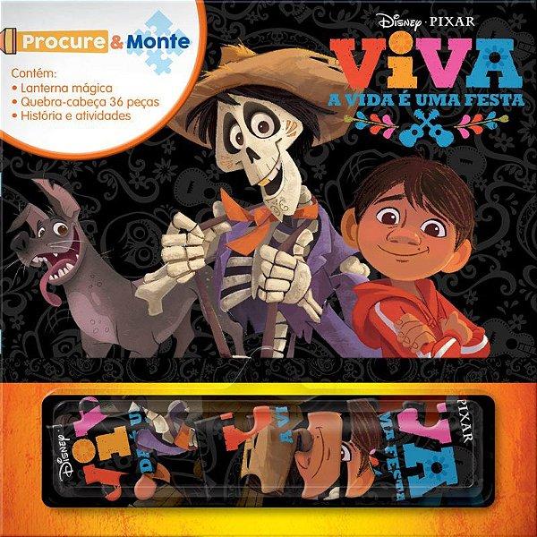 Disney Procure e Monte VIVA