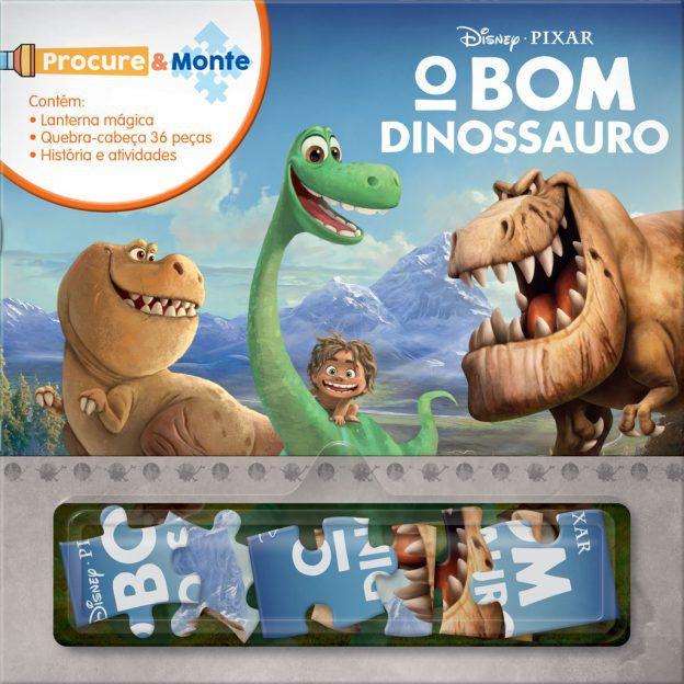 Disney Procure e Monte O BOM DINOSSAURO