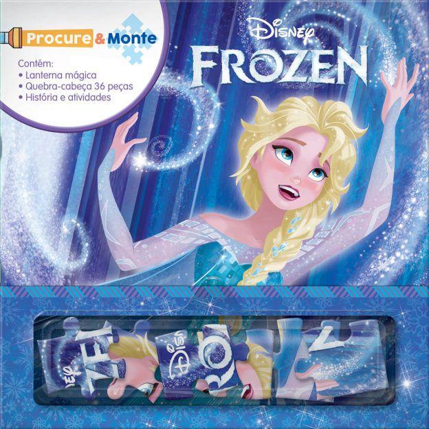Disney Procure e Monte FROZEN