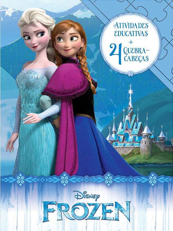 Disney Aprender Brincando - FROZEN