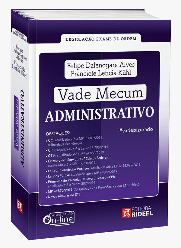 Vade Mecum Administrativo - 1ª edição