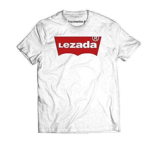 Camiseta Masculina - Lezada