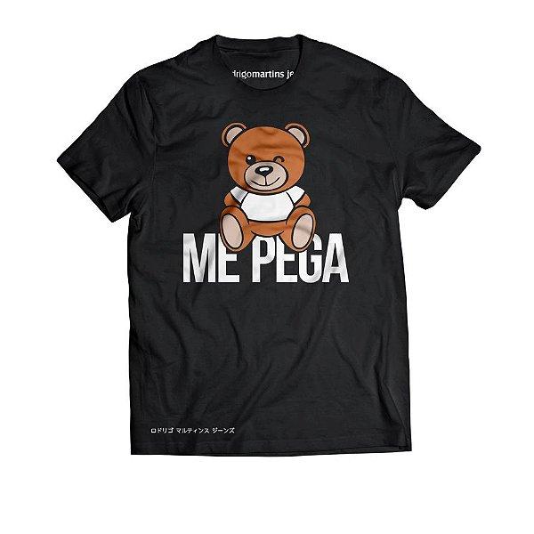 Camiseta Masculina - Me Pega
