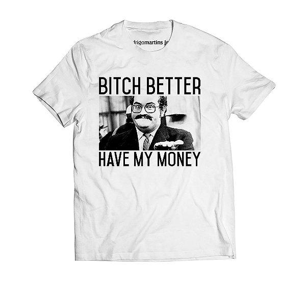 Camiseta Masculina - Senhor Barriga