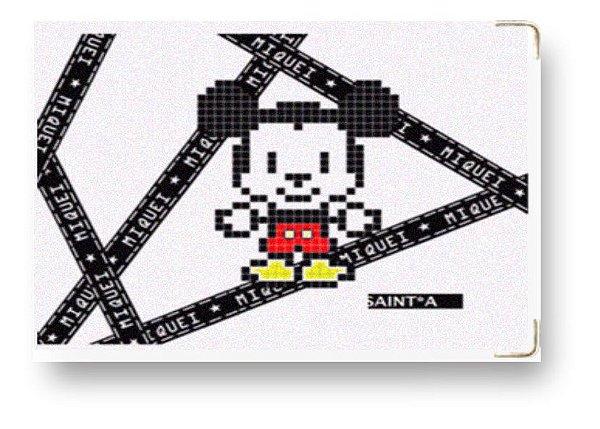Carteira - Mickey