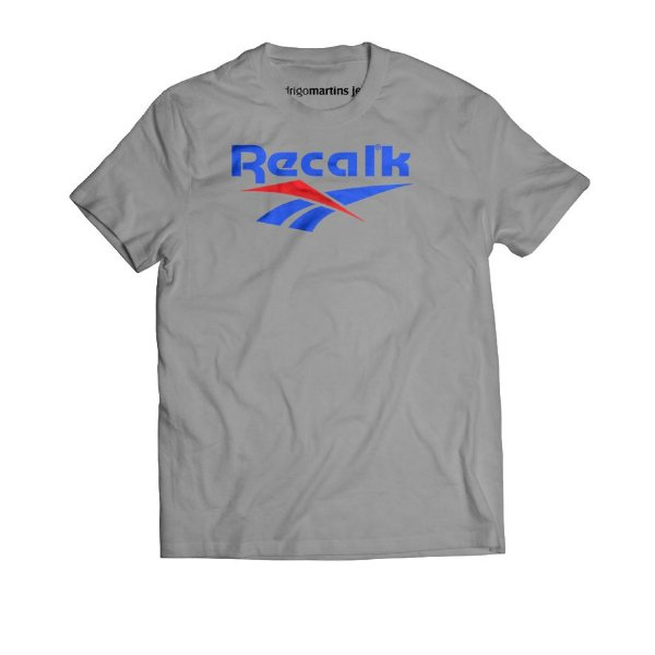 Camiseta Masculina - Recalk