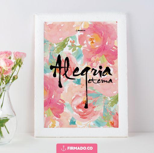 ALEGRIA ETERNA