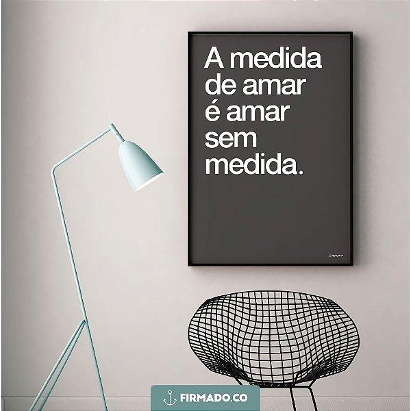 MEDIDA DE AMAR