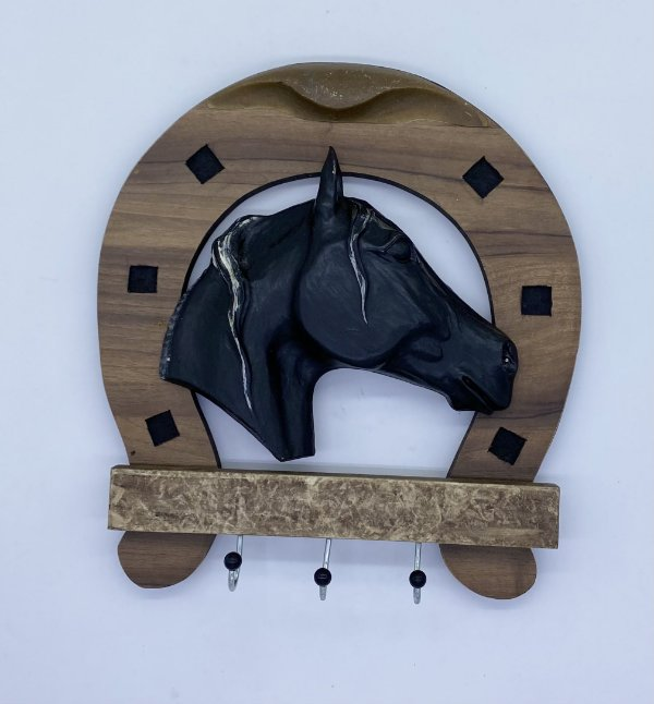 SUPORTE CHAVES CAVALO 3
