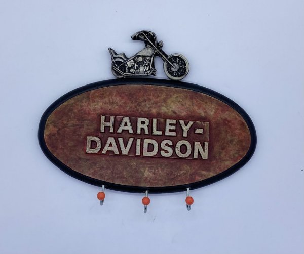 SUPORTE CHAVE HARLEY DAVISDSON 3