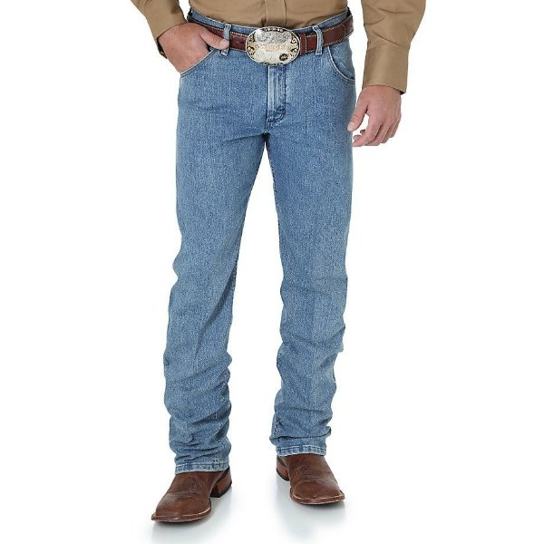 calça advanced comfort cowboy cut wrangler 47m.ac.sb