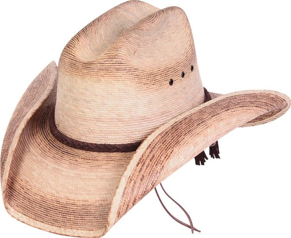 chapéu pralana rancho palha palm natural - 13197