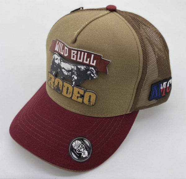 BONE AMERICAM COMPANY WILD BULL RODEO