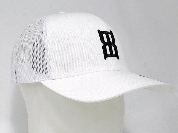 BONÉ BRANCO DRY FIT - BEX