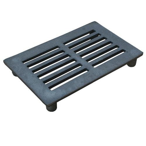 grelha para carvão para apolo 9 (ferro fundido) - weber