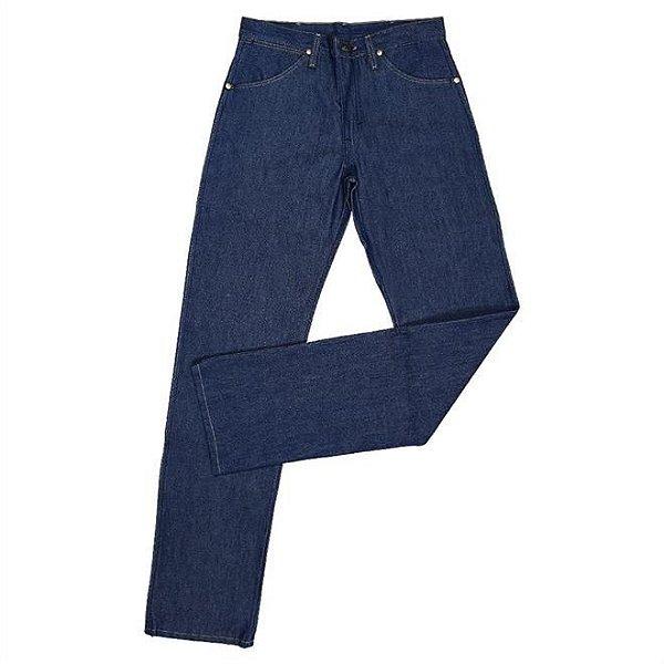 calça jeans lonada cowboy cut wrangler 13m.wz.ri.36