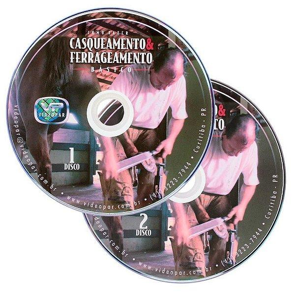 dvd casqueamento e ferrageamento básico