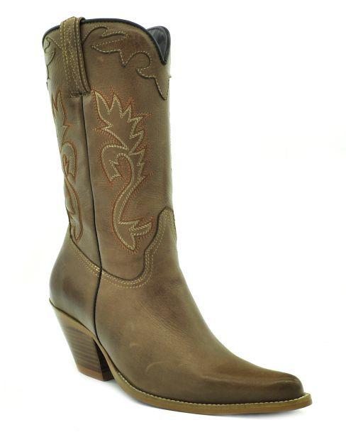bota feminina bico fino básica havana vimar west country