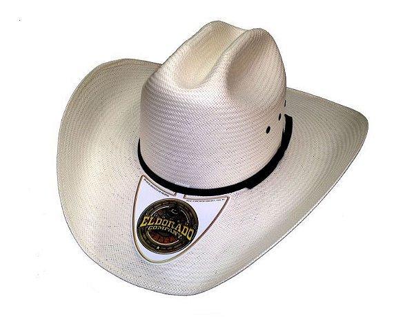 Chapéu De Palha Tradicional Eldorado - Zona Country - Moda Country ... f9b85493c61