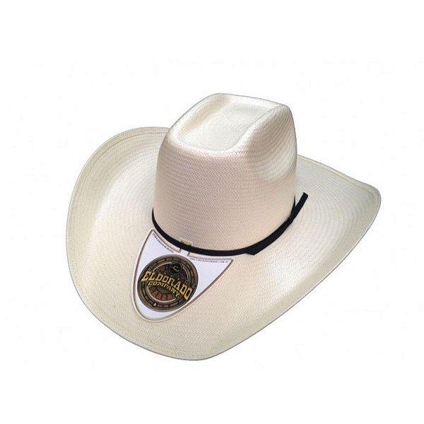 chapéu palha quadrado eldorado