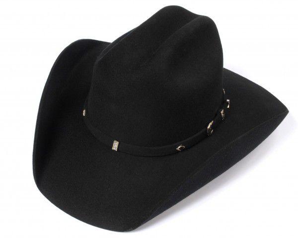 chapéu feltro preto eldorado