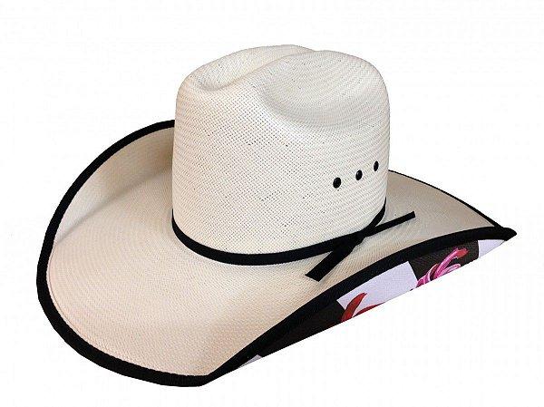 Chapéu Feminino Estampado Eldorado 3575 - Zona Country - Moda ... ffb7e7214be