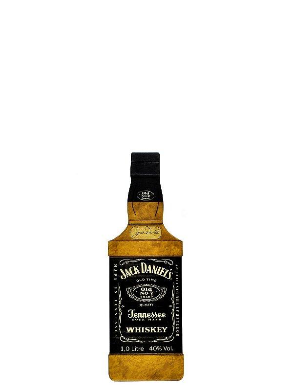 Quadro Decorativo Garrafa Jack Daniel'S - Pequeno
