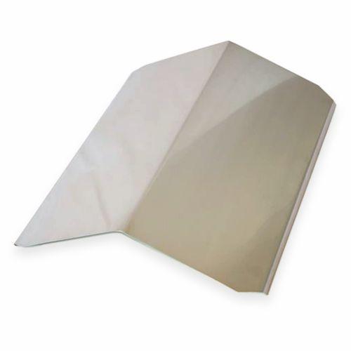 defletor inox para churrasqueira apolo 11 - weber
