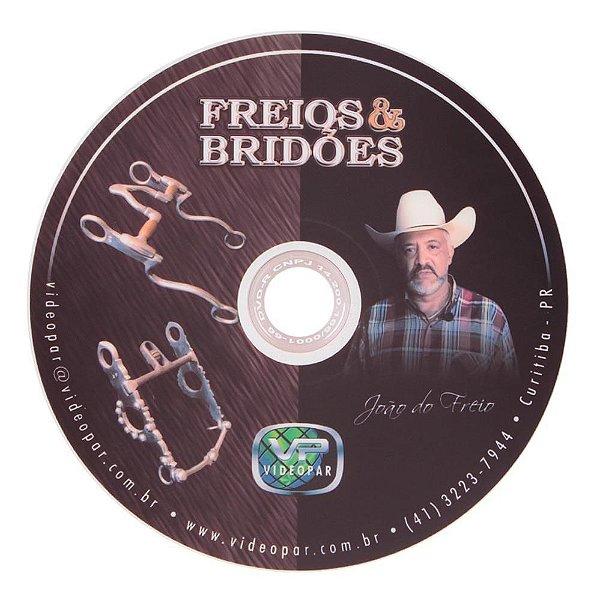 DVD FREIOS E BRIDÕES JOÃO DO FREIO