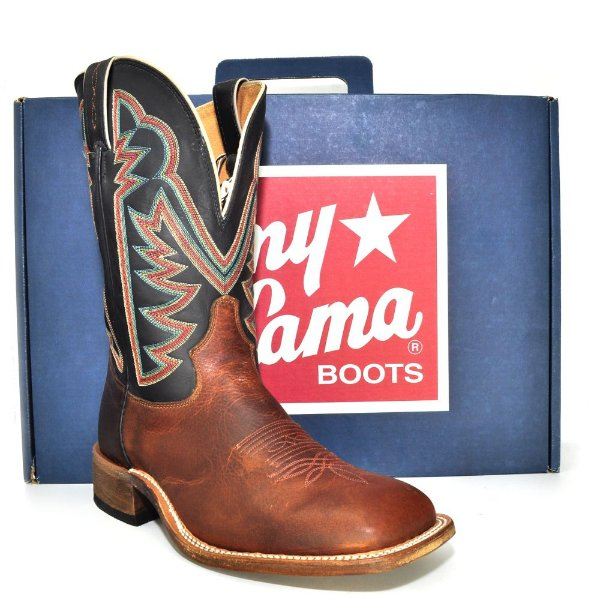 bota faded ranch  7980 - tony lama