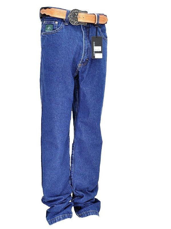 calça jeans green - indian farm