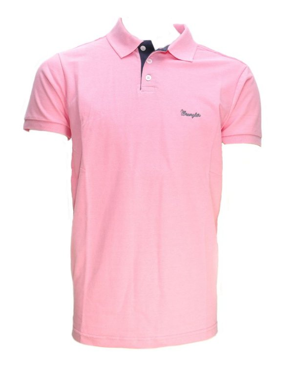 camiseta polo new rose 7167pc5x - wrangler