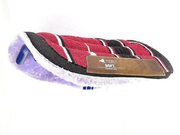manta soft para sela de tambor full horse - 10222959