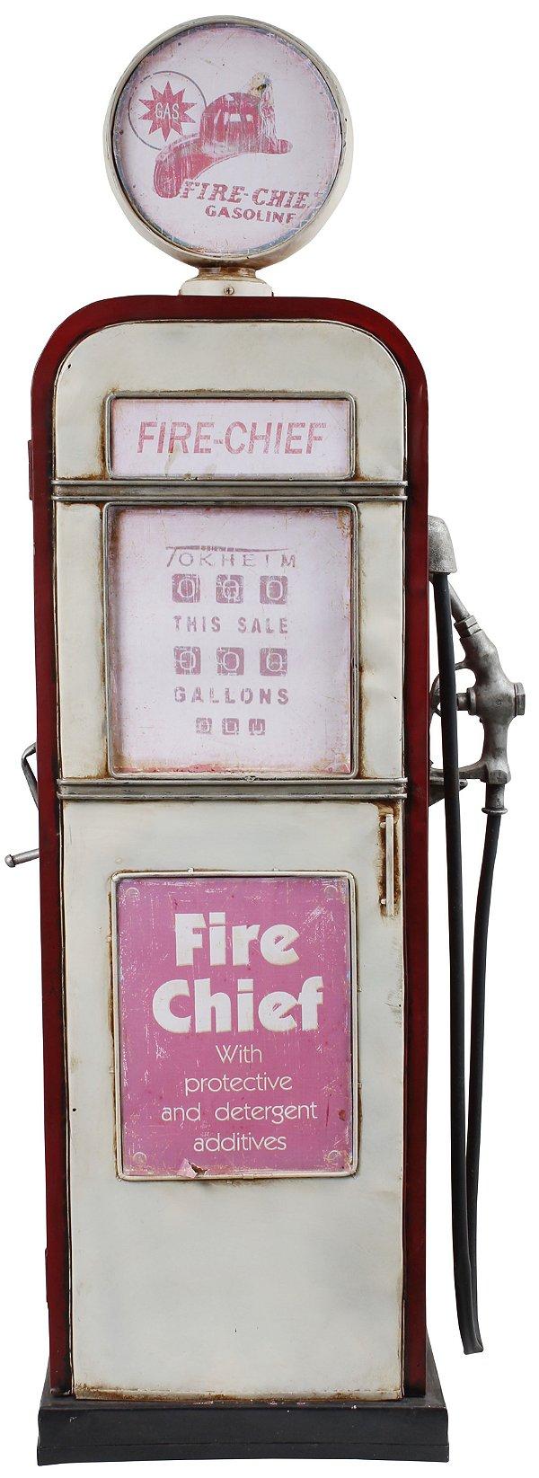 bomba gasolina  oldway 122 x 32 x 27cm