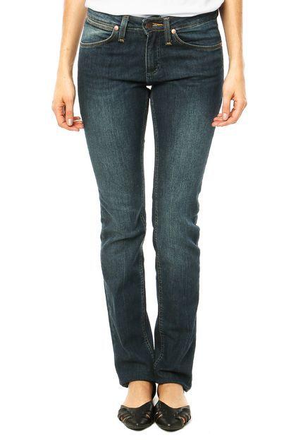 calça feminina elastano wrangler - 15m.b7.2p.50
