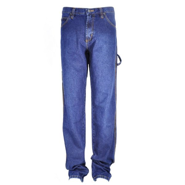 calça carpinteiro blue - indian farm 128537