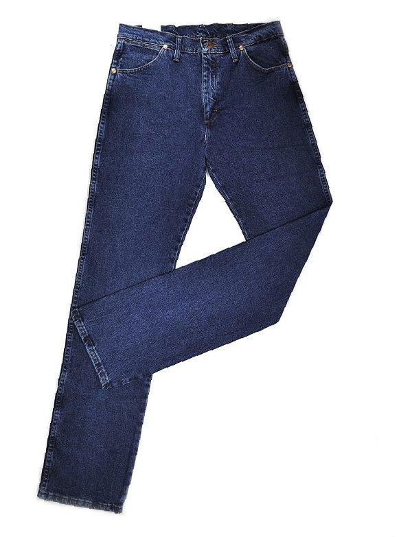calça masculina cowboy cut original fit wrangler - 13mbr0436