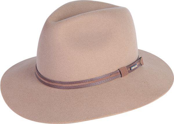 chapéu weekend bege pralana 11247