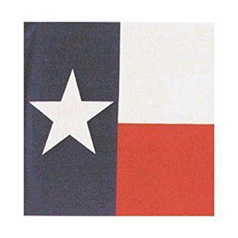 bandana bandeira texas - 10929