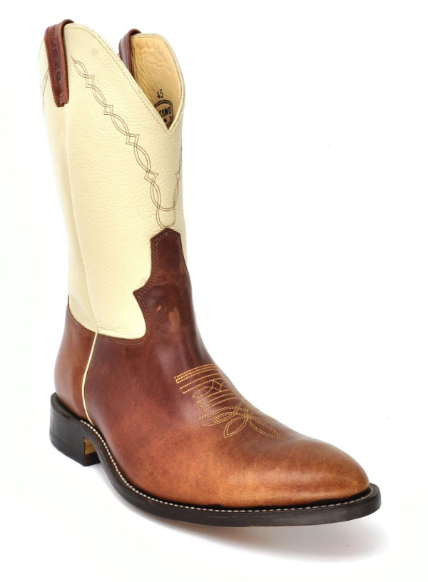 5001c-pbma bota br puull up brown marfim jacomo 45