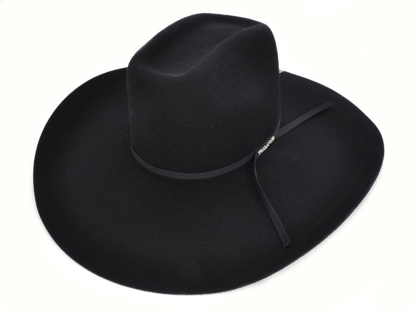 chapéu pralana barretos cross aba 12 preto 12437