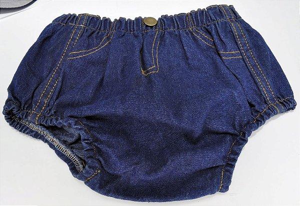 cueca para bebe jeans stone