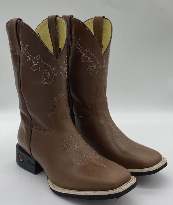 BOTA JACOMO PULL UP BROWN 2591/PGD