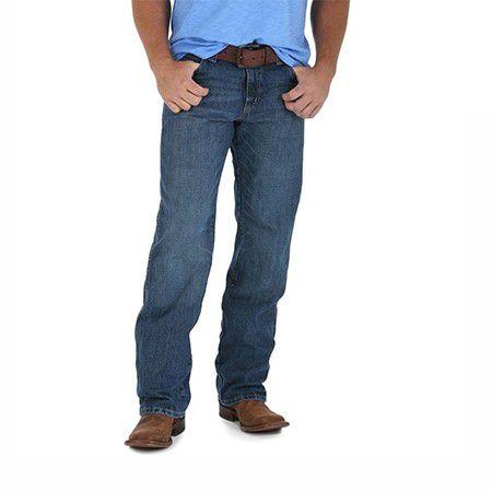 calça wrangler cowboy cut com elastano 13m.68.bm