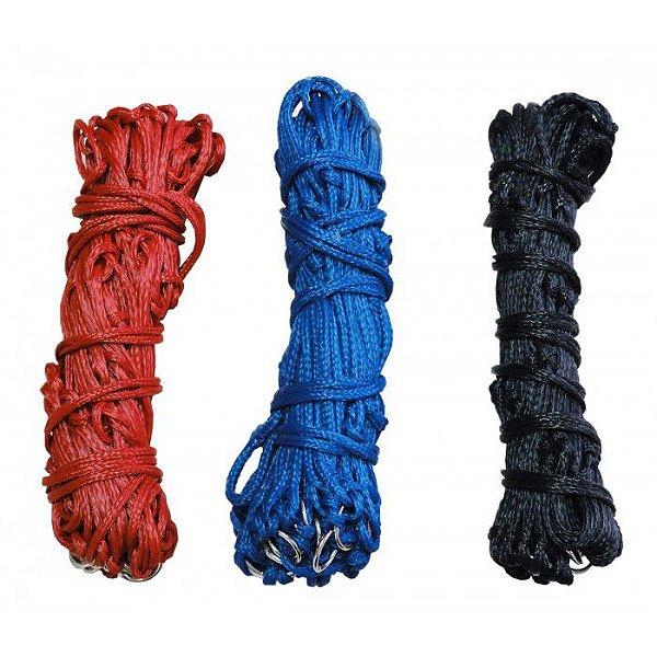 rede de feno ( feneira nylon ) varias cores grande